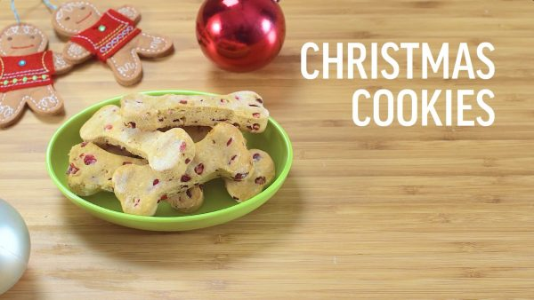 Christmas Cookies For Your Dog